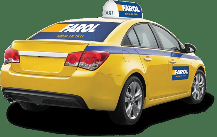 Conheça os produtos que a FAROL Mídia em Táxi tem para alavancar as vendas de sua empresa.