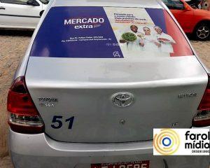 Mercado Extra inaugura em Campos e exibe no taxidoor