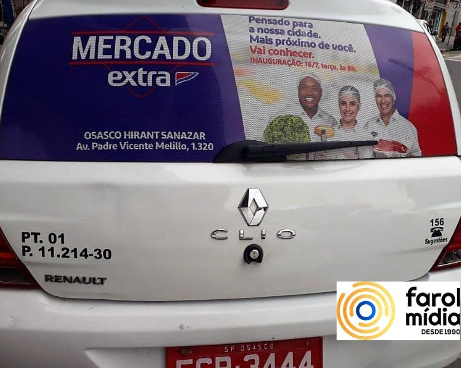 Mercado Extra Osasco no taxidoor