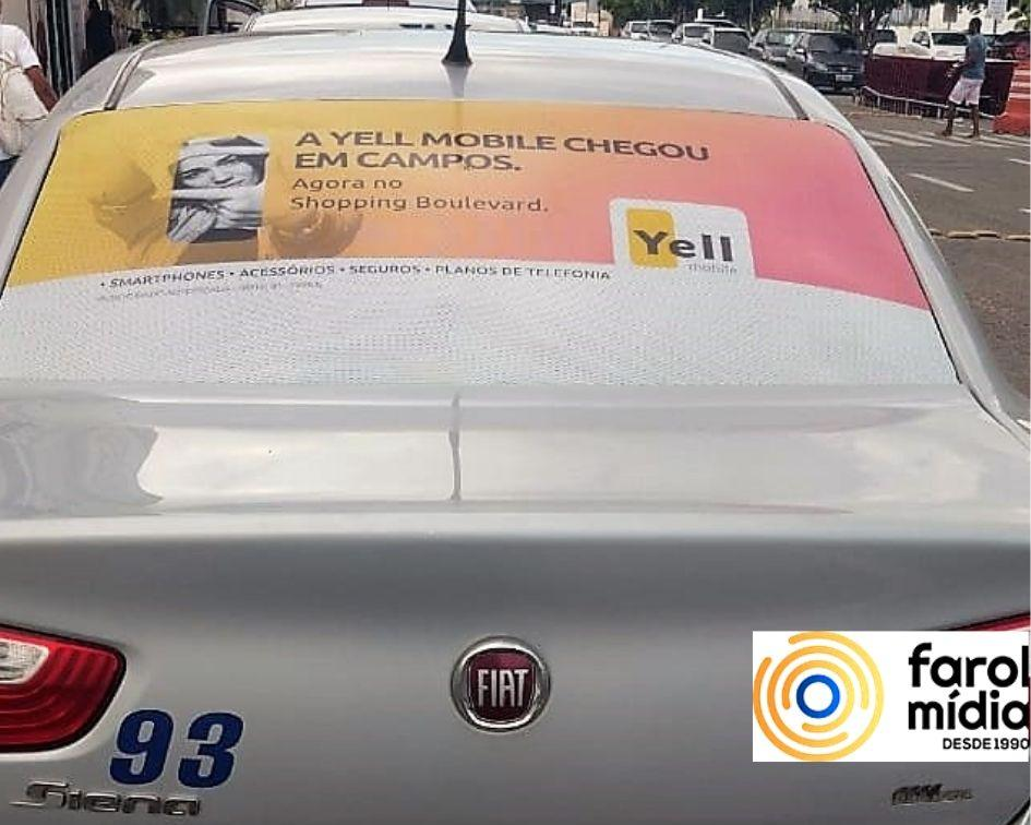 Yell Mobile Campos taxidoor