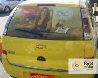 IBMR na mídia em taxi