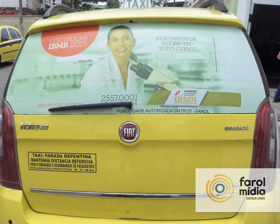 IMBR anuncia no taxidoor